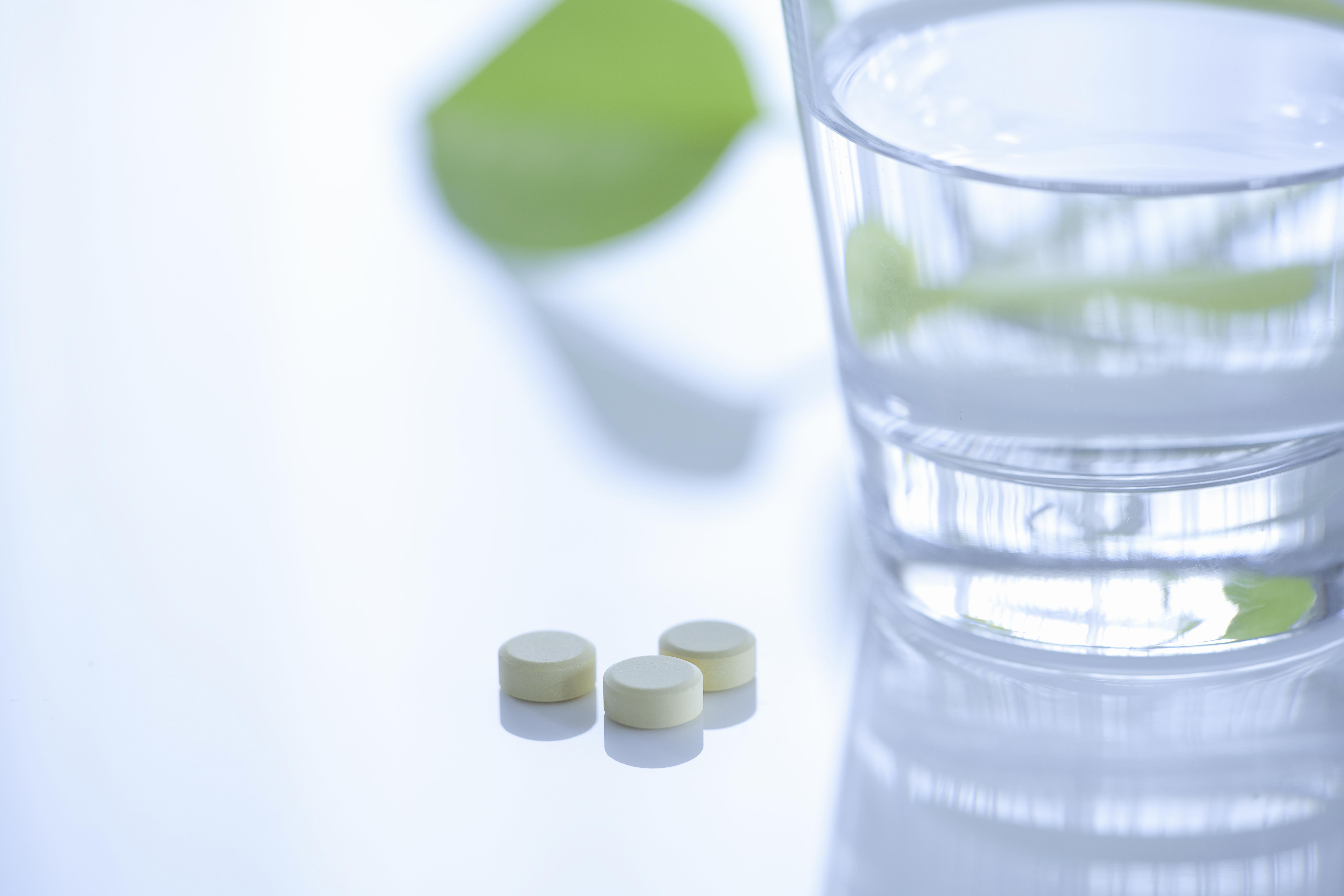 健康に必要とされる栄養素とその分量